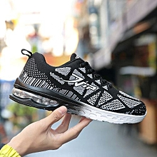 Spring Autumn Men's Sneakers 2018 Men Running Shoes Trending Style Sports Shoes Breathable Trainers Sneakers