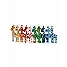 Puzzle - Twiga Queue - Multicolor
