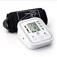 Arm Blood Pressure Monitor,Automatic Digital Upper Blood Pressure Cuff Machine For Professionals And Home Users