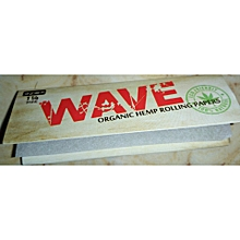10packs Hemp Regular-size Papers