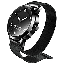 Lenovo Watch X Plus 8ATM Waterproof Bluetooth 5.0 Sapphire Glass Smart Watch Support Heart Rate Monitor For Android IOS - Black