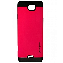 Camon C8 - GOOD PLUS Back Cover - Pink.