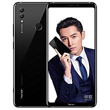 Huawei Honor Note 10, 6GB+128GB, Dual AI Rear Cameras, Fingerprint Identification, 5000mAh Battery, GPU Turbo, 6.95 inch EMUI 8.2 (Android 8.1) Kirin 970 Octa Core, 4 x Cortex A73 2.36GHz + 4 x Cortex A53 1.8GHz, Network: 4G, OTG (Black)