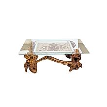 Ocean Life Coffee Table - Beige