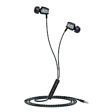 X36M In-Ear Magnetic Adsorption Interactive Earphone with Microphone - Gray