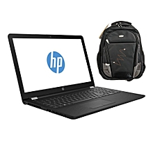 "15-bs095nia- 15.6"" - Intel Core i3 - 500GB HDD - 4GB RAM - Black + FREE BAG."