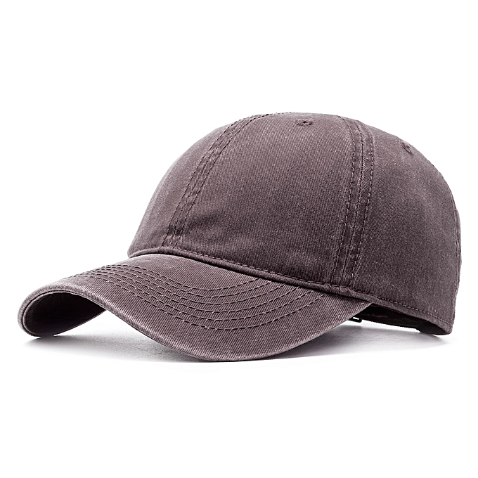 Mens Womens Summer Washed Twill Cotton Baseball Cap Vintage Sport  Adjustable Dad Hat d54eabf14