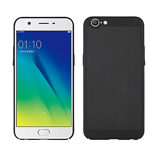 promo code 4ef21 a7017 OPPO A57 Case, Ultra Slim Rugged Armor Hard PC Heat Dissipation Case  Anti-Scratch Protective Cover For OPPO A57 5.2