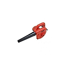 Heavy-Duty Computer Equipment Dust Blower For Office and Industrial Use - Red