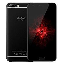 Bro 1GB+16GB Dual Back Cameras 5.0 Inch Android 7.0 MTK6580A Quad Core 1.3GHz Samrtphone(Black)