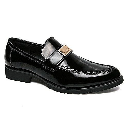 2837ef4f95 Generic Summer Men s Suit Spiked Leather Shoes Men s British Fashion  Leisure Shoes