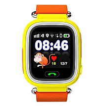 Q18 Touch Screen Smart Watch SOS Call GPRS Location Device Tracker For Kids