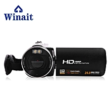 Winait Electronic Image Stabilization HDV-Z8 digital video camera with recording function,touch screen KANWORLD