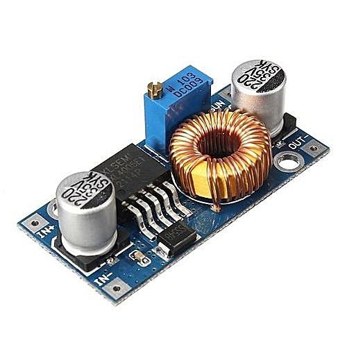 DC-DC Step Down Module Board Power Supply Converter 5A 4V-38V 1 25-32V  XL4005