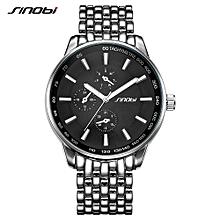 Mens Quartz Analog Watch Luxury Fashion Sport Wristwatch Waterproof Stainless Male Watches Clock Relogio Masculino 2019