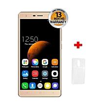"""Inspire3- 4G LTE- 5.5""""- 3GB+16GB- 13MP- Fingerprint- Gold"""