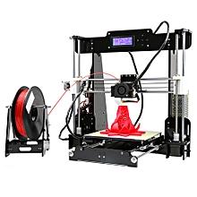 Anet® A8 DIY 3D Printer Kit 1.75mm / 0.4mm Support ABS / PLA / HIPS EU PLUG