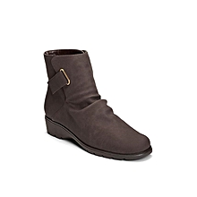 Comparison Ankle Boot Shoe