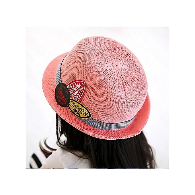 Braveayong Summer Baby Hat Cap Children Breathable Hat Show Kids Hat Boy  Girls Hats Caps - 378f48a8108
