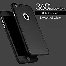 IPhone 6 plus 360° cover - Black