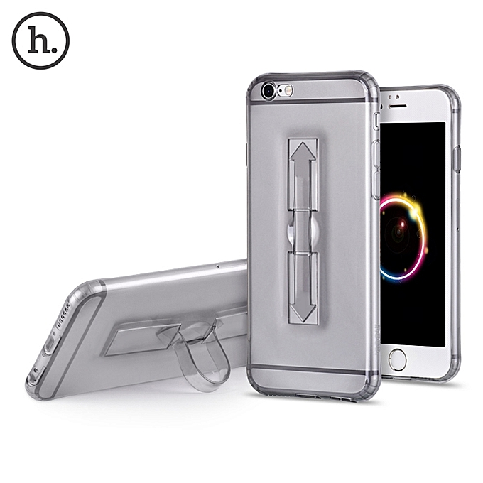 buy generic 1 piece hoco 5 5 inch soft transparent tpu phone cove ring bucket case for iphone 6. Black Bedroom Furniture Sets. Home Design Ideas