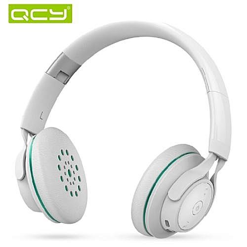 QCY 30 Wireless Bluetooth Portable Foldable Headset   DUXDD