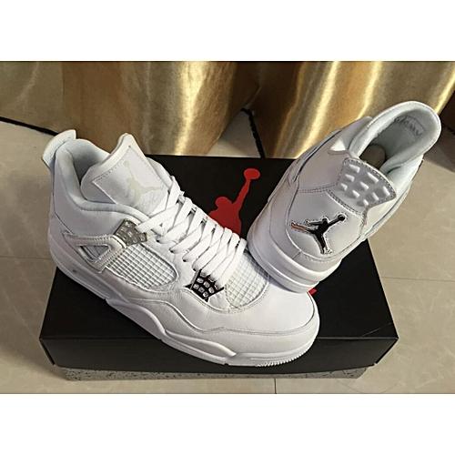 Buy Fashion Nlke Aj4 Men S Basketball Shoes 2018 Air Jordan Sports