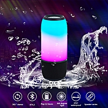 Wireless BT Stereo Waterproof Night Colorful LED Cool Outdoor Music Light Small Acoustics Great Gift