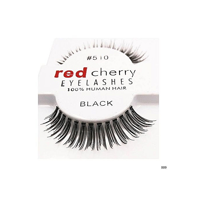 Fashion Red Cherry Eyelashes Best Price Jumia Kenya