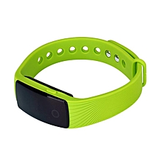 Smart Bracelet Smart Wristband Heart Rate Monitor Wristband Fitness Track GN