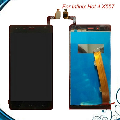 For Infinix X557 LCD Display + Touch Screen + Repair Tool
