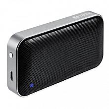 ZB-POCKET DYNAMO - Portable Bluetooth Speaker 6W - Black
