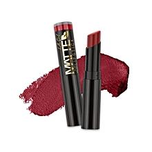 Matte Flat Velvet Lipstick - Bite Me