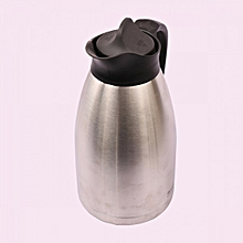 Stainless Steel Flask - Silver