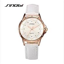brand luxury crystal watch women watches leather ladies watch fashion womens watches saat montre femme relogio feminino