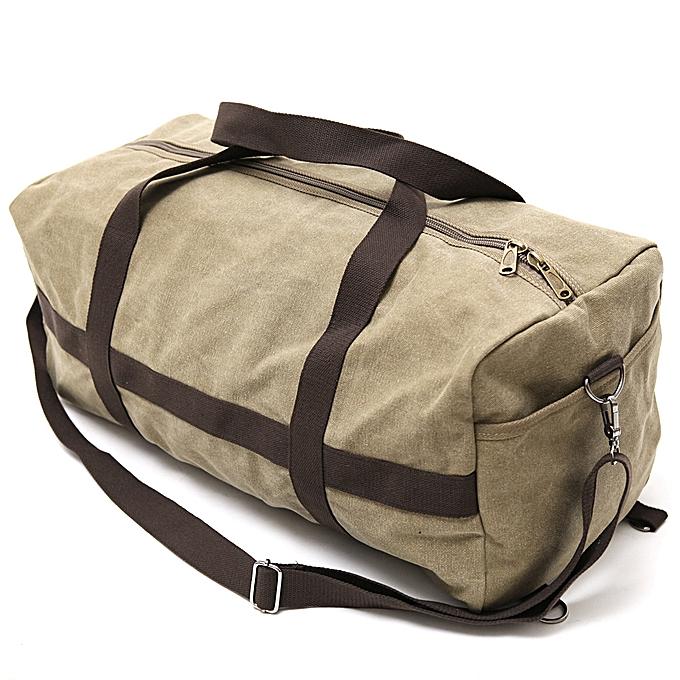 f8294acab New Canvas Men Travel Bag Large Capacity Women Hand Luggage Travel Duffle  Bag Weekend Bags Multifunctional