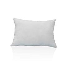 Superfoam White Fiber pillow 750gms ( 100% pure fiber, Medium feel) 68cm x 43 cm