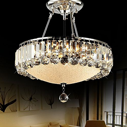 Generic European Style Creative Crystal Chandelier 220V
