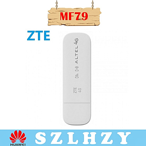 ZTE MF79 3G Mobile WiFi Hotspot 150Mbps Wingle LTE 3G USB Dongle Car Home  Modem with SIM card Slot for laptop office