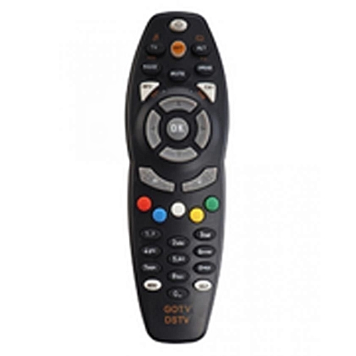 GO TV Remote - Black