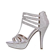 124d7c625eb1 Champagne Women  039 s Jasmine Platform Heels (US ...