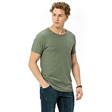 Brown Fashionable T-Shirt