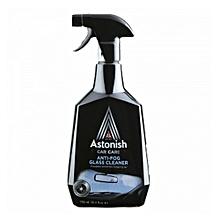 ASTONISH - Car Care Anti Fog Glass Cleaner (750ml)
