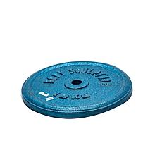 BW-10-B - Weight Cast Iron Plate - 10KG - Blue
