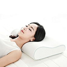 Xiaomi 8H Cool Feeling Slow Rebound Memory Cotton Pillow H1 Super Soft Antibacterial Neck