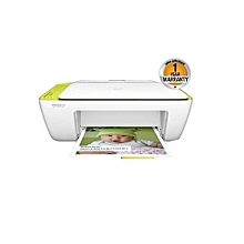 DeskJet 2130 All-in-One Printer - Print, Scan, Copy- White