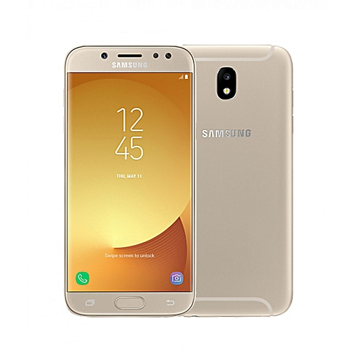 Galaxy J5 pro- 32GB - 3GB RAM - 13MP Camera - Dual SIM - 4G LTE - Gold