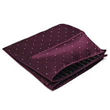 Men Pocket Square Hankerchief Korean Silk Paisley Dot Floral Hanky Wedding Party Style6