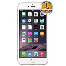 "iPhone 6s Plus - 5.5"" - 64GB - 2GB RAM - 12MP Camera - Single SIM - Gold"