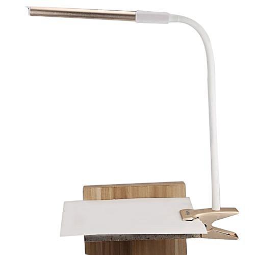 Yk2254 Dc 5v 5w 200lm Clip Fixtures Led Desk Light Table Lamp With 24 Leds